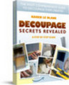 How To Create Beautiful Decoupage Projects Step By Step