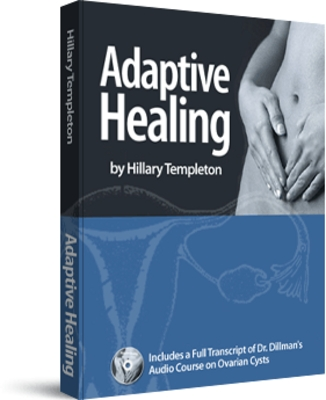 Product picture Treatment For Ovarian Cysts - The Adaptive Healing Course